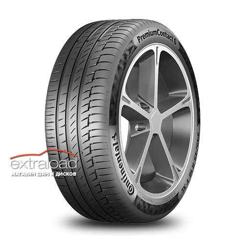 Continental PremiumContact 6 205/45 R17 88V XL