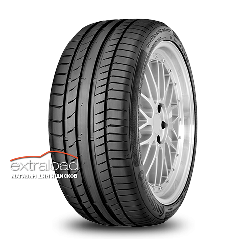Continental ContiSportContact 5 SSR ✩ 225/45 R19 92W